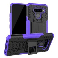 LG K50 / Q60 etui na telefon Pancerne Armor - Różowe