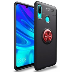 Etui na telefon Huawei P Smart Z , RING HOLDER Złote