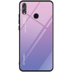 Etui na telefon Huawei P Smart Z , GRADIENT szklane zielone