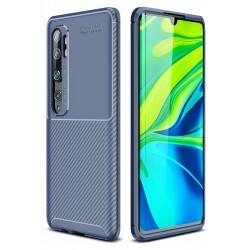 Etui na telefon KARBON case Czarne do Xiaomi Mi Note 10