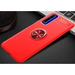 Etui na telefon RING HOLDER Red do Huawei Nova 5T