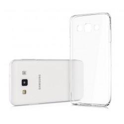 Samsung Galaxy A3 Etui Silikonowe 0,3mm + Folia na ekran