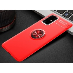 Etui na telefon RING HOLDER red do Samsung Galaxy A51