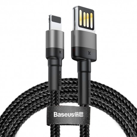 Baseus Cafule kabel 2m USB do iPhone Apple 1.5A