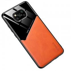 Etui na telefon Magnet pomarańczowe do POCO X3 NFC