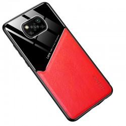 Etui na telefon Magnet czerwone do POCO X3 NFC