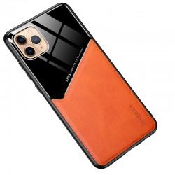 Etui na telefon Magnet pomarańczowe do iPhone 12