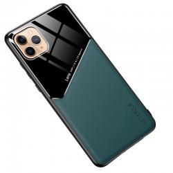 Etui na telefon Magnet zielone do iPhone 12