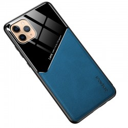 Etui na telefon Magnet niebieskie do iPhone 12