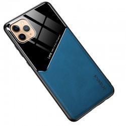 Etui na telefon Magnet niebieskie do iPhone 12 Pro