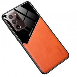 Etui na telefon Magnet pomarańczowe do Samsung Galaxy Note 20 Ultra