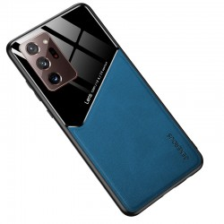 Etui na telefon Magnet niebieskie do Samsung Galaxy Note 20 Ultra