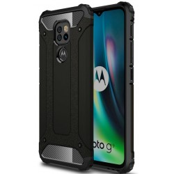 Etui ARMOR HYBRID Case KOLORY do Motorola Moto G9 Play / E7 Plus