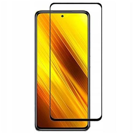 Szkło Hartowane 5D na cały ekran do POCO F3 / F3 Pro / Xiaomi Mi 11i