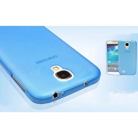 Samsung Galaxy S4 etui Bumper SLIMEST 0,3mm - NIEBIESKIE