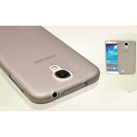 Samsung Galaxy S4 etui Bumper SLIMEST 0,3mm - GRAFITOWE