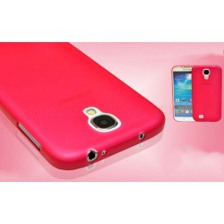 Samsung Galaxy S4 etui Bumper SLIMEST 0,3mm - CZERWONE