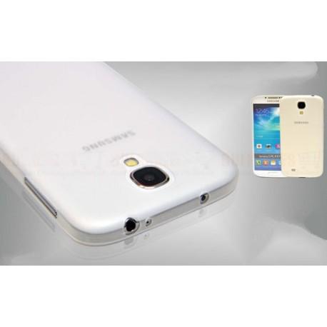 Samsung Galaxy S4 Mini etui Bumper SLIMEST 0,3mm - MLECZNE