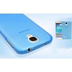 Samsung Galaxy S4 Mini etui Bumper SLIMEST 0,3mm - NIEBIESKIE