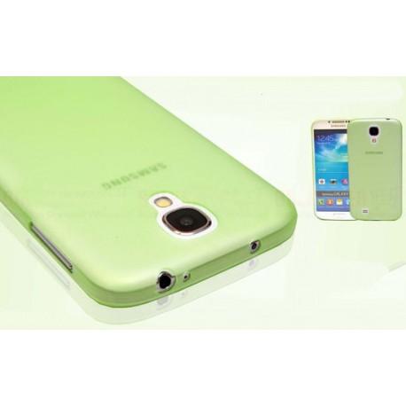 Samsung Galaxy S4 Mini etui Bumper SLIMEST 0,3mm - ZIELONE