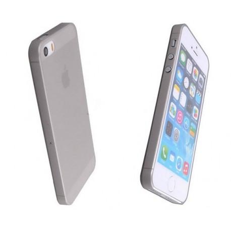 iPhone 4 / 4S / 4G etui Bumper SLIMEST 0,3mm + Folia - GRAFITOWE