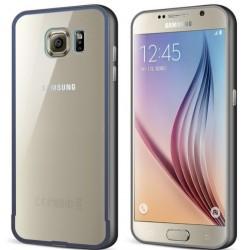 Samsung Galaxy S6, ekskluzywne etui aluminiowe- GRANATOWE