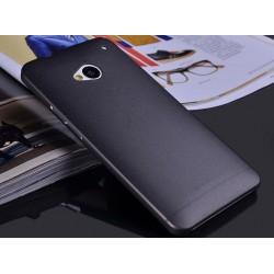 HTC One M7 etui Bumper SLIMEST 0,3mm + Folia - CZARNE