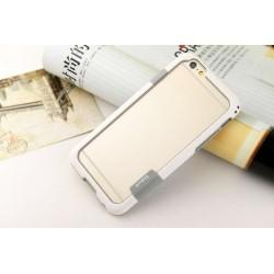 iPhone 6 / 6S  etui Bumper TRIO CASE - BIAŁE