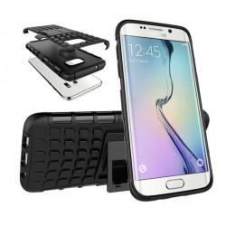 Samsung Galaxy S7 EDGE Pancerne etui ARMOR CASE - CZARNE