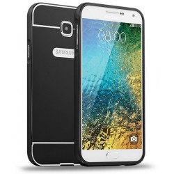 Samsung Galaxy A5 2016 - etui Aluminiowe Bumper Case- CZARNE