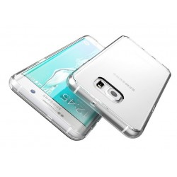 Samsung Galaxy S6 Edge - Etui Silikonowe Slim 0,3mm