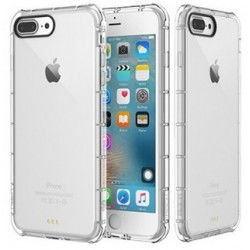 iPhone 7 Plus PANCERNE etui Silikonowe Air Case
