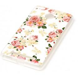 Xiaomi Redmi 3 3S PRO Etui typu Flower Case Silikonowe