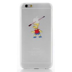 Etui Apple  iPhone 6 / 6S Crystal Case Bart strzała