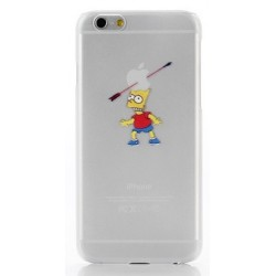 Etui Apple  iPhone 6 / 6S Plus Crystal Case Bart strzała