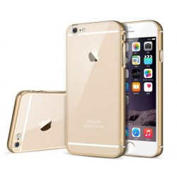 Etui Apple  iPhone 6 / 6S Aluminiowy Bumper Futerał- ZŁOTE