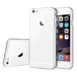 Etui Apple  iPhone 6 / 6S Aluminiowy Bumper Futerał- SREBRNE