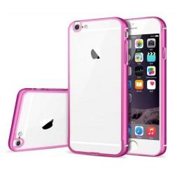 Etui Apple  iPhone 6 / 6S Aluminiowy Bumper Futerał- RÓŻOWE