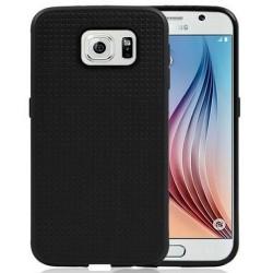 Samsung Galaxy S6 etui GUMA Plaster Miodu - CZARNE