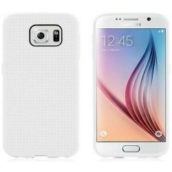 Samsung Galaxy S6 etui GUMA Plaster Miodu - BIAŁE