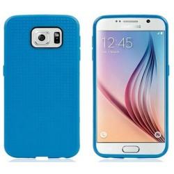 Samsung Galaxy S6 etui GUMA Plaster Miodu - NIEBIESKIE