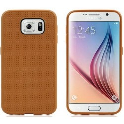 Samsung Galaxy S6 etui GUMA Plaster Miodu - ZŁOTE