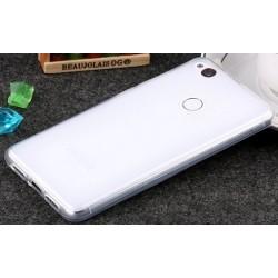 Etui Huawei P10 Lite Guma Futerał - BIAŁE