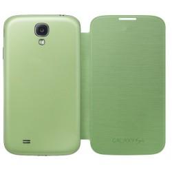 Do Samsung Galaxy S4, etui Flip Cover- ZIELONE