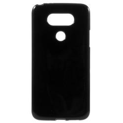 Etui JELLY Case do LG G5 gumowy futerał - CZARNY