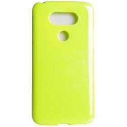 Etui JELLY Case do LG G5 gumowy futerał - ZIELONE