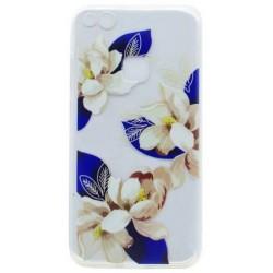 Etui Silikonowe Huawei P10 Kwiaty