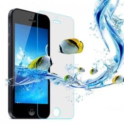 iPhone 5, 5S, SE Szkło Hartowane 9H 2.5D- Kompletny zestaw