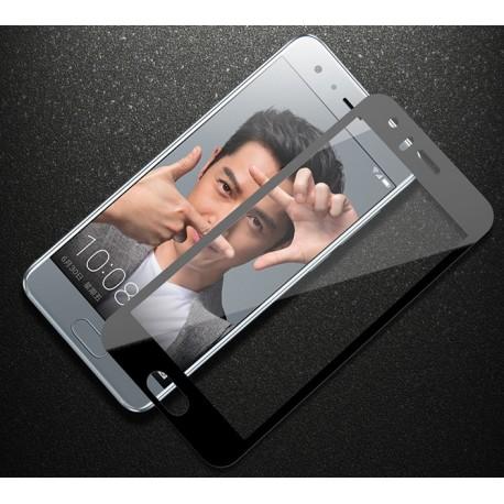 Huawei Honor 9 Szkło Hartowane PEŁNE 3D na Cały ekran - CZARNE