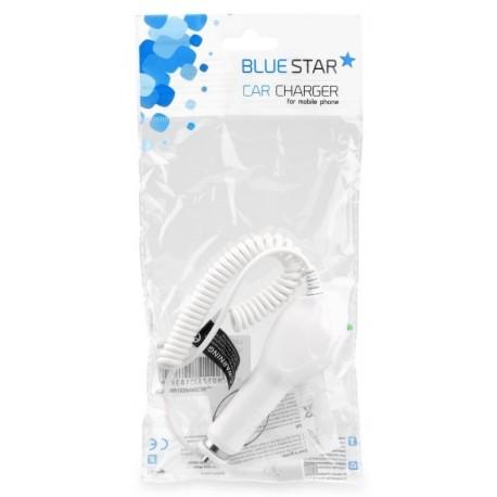 Ładowarka samochodowa iPhone 5 5S 6 6S 7 Plus - oryginalna Blue Star